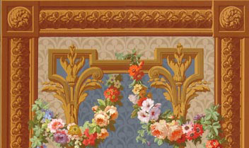 Gobelin Decoration
