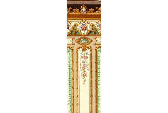 Single Ornate Panel
