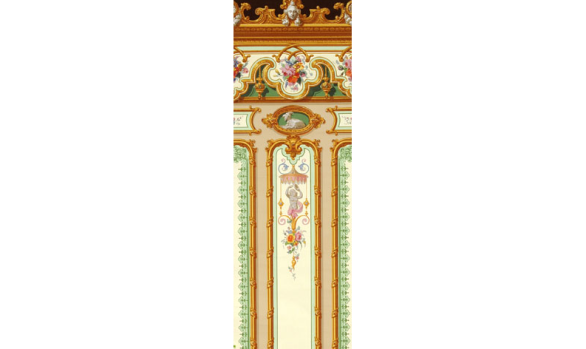 Single Ornate Panel