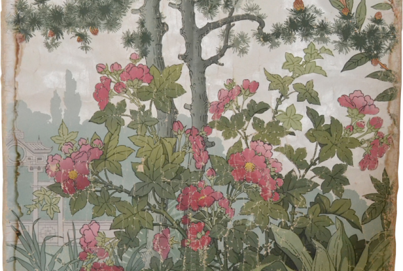 Jardin Chinois<br /><span style=color:#f00;><strong>SOLD</strong></span>