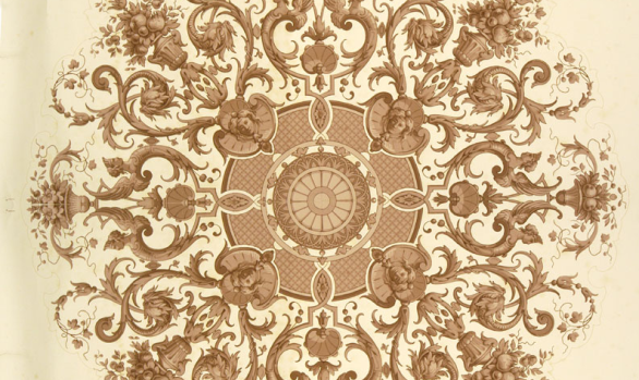 Ceiling Decoration 1