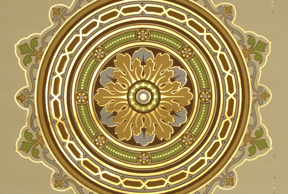 Ceiling Decoration 3