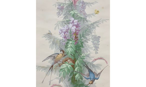 Birds and Flowers with Other Birds